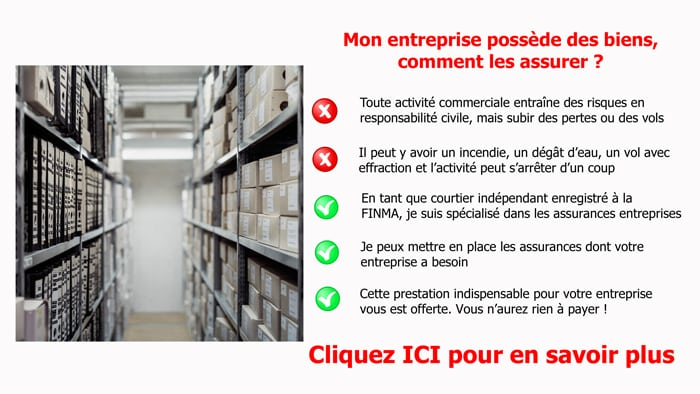 assurances choses RC