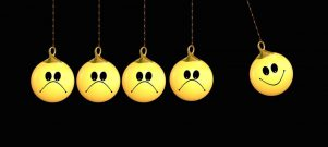 humeur joie colère