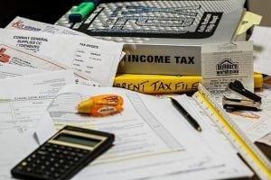 fiscalité taxes